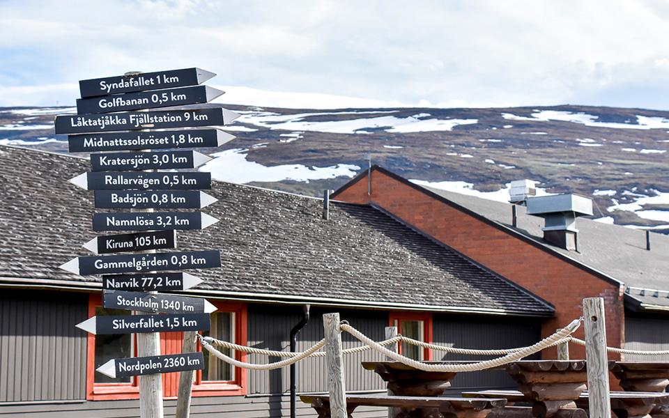 12 resor inom Sverige