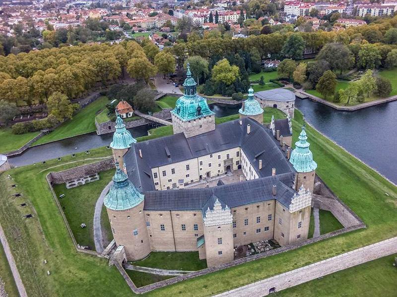 Kalmar slott - svensk historia
