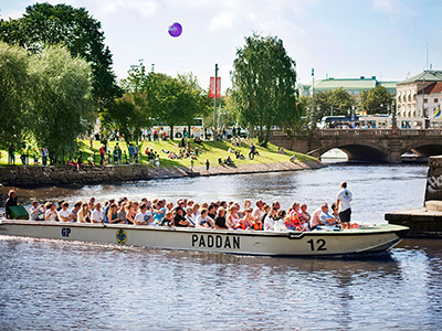 Paddan Tour i Göteborg